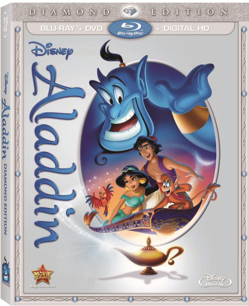 Free Printable Aladdin Activity Sheets Aladdin Diamond Edition Blu-ray & DVD Combo