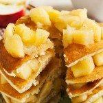 Pie Apple Pancakes