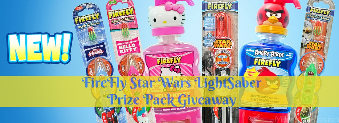 FireFly Star Wars LightSaber Toothbrush Prize Back