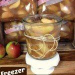 Freezer Pie Fillings Recipe Apple