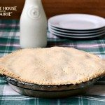 Old Fashioned Apple Spicy Pie Recipe