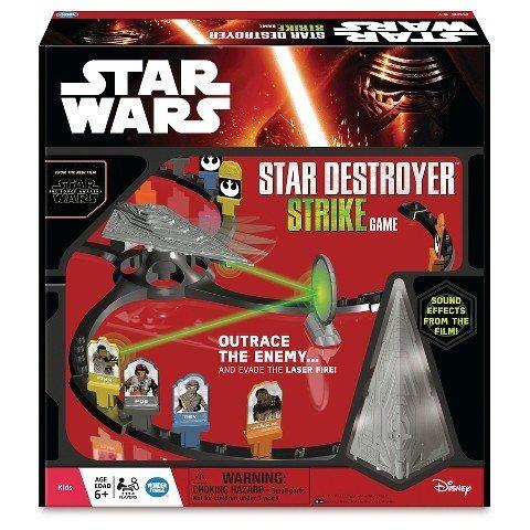 Star Wars Destroyer Strike