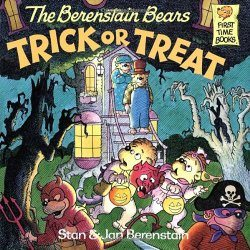 the berenstain bears trick or treat not so scary halloween books