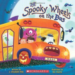 The Spooky Wheels on the Bus Not-So-Scary Halloween