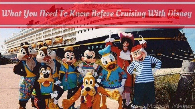 Disney Cruise Line Vacation Family