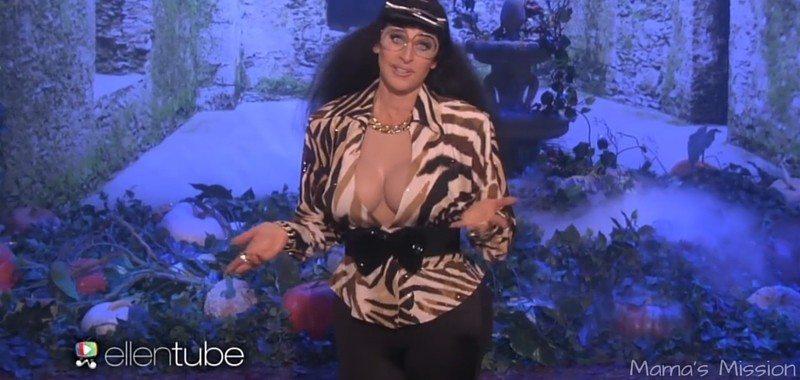 Ellen DeGeneres Halloween Costume