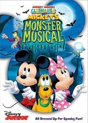 Mickey Mouse Clubhouse - Mickey's Monster Musical