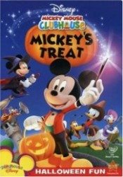 Mickey Mouse Clubhouse - Mickey's Treat Halloween Movies For Children