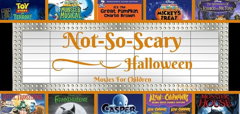 Not-So-Scary Halloween Movies For Children 2