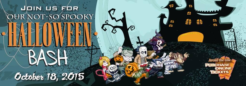 Not So Spooky Halloween Bash