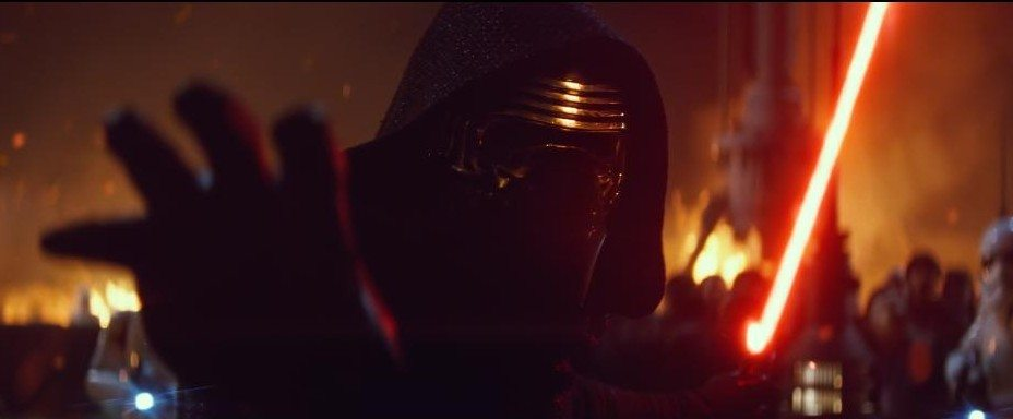 Star Wars The Force Awakens New Trailer