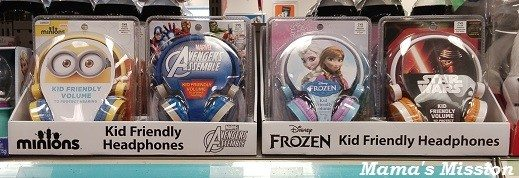 CVS Character Kid Friendly Volume Headphones CVS toy holiday gift guide