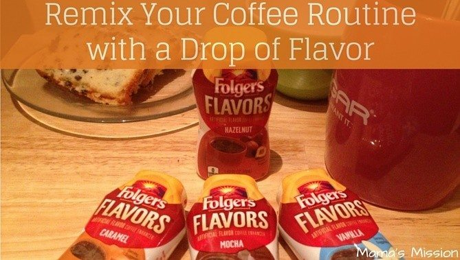 Remix Your Coffee Routine with a Drop of Flavor
