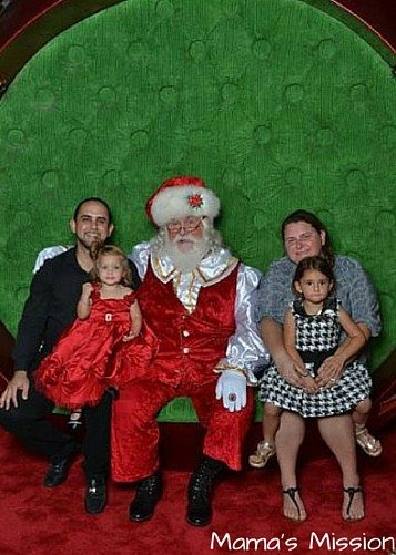 Santa in Miami - Aventura Mall Santa's Workshop