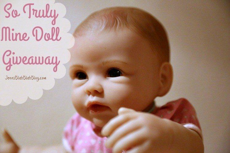 Baby Doll So Truly Mine Doll