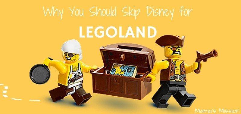 Why You Should Skip Disney for Legoland In Florida