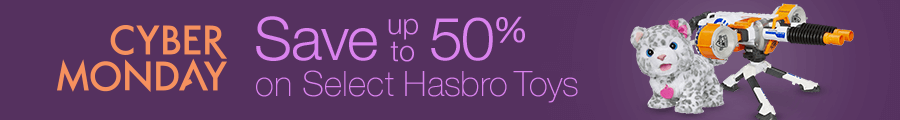 cyber monday hasbro toy sale