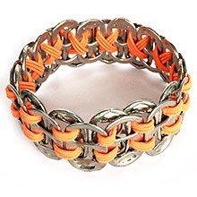 unique artisan gifts tab bracelet