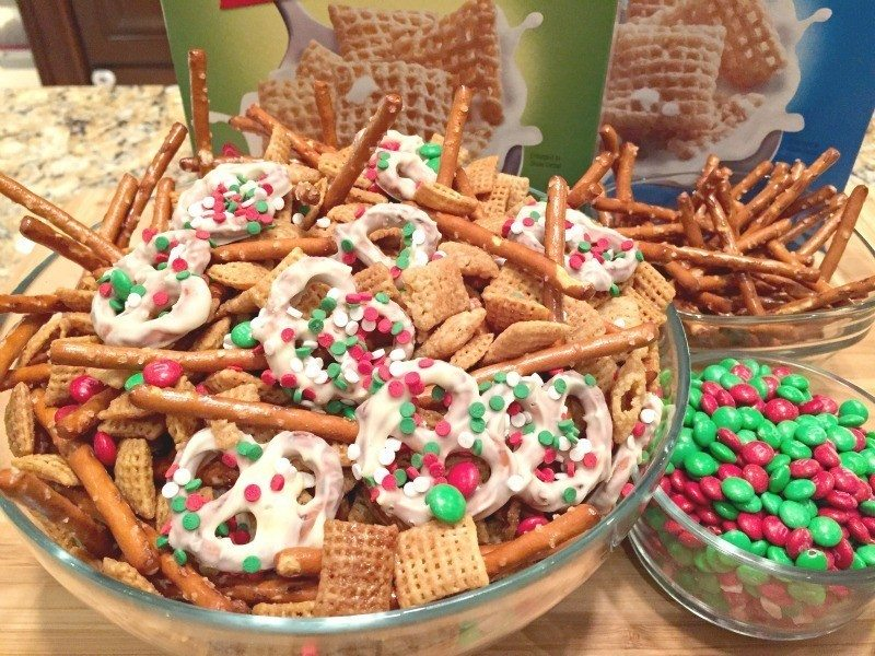 Chex Party Mix $10 Paypal Cash #Giveaway