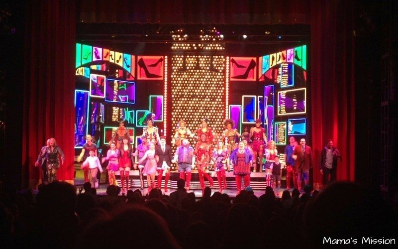 Kinky Boots Standing Ovation in Miami