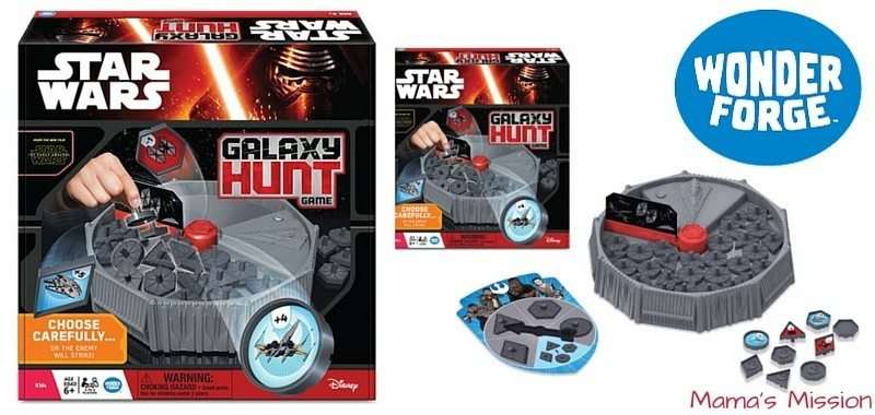 Star Wars The Force Awakens Galaxy Hunt Game