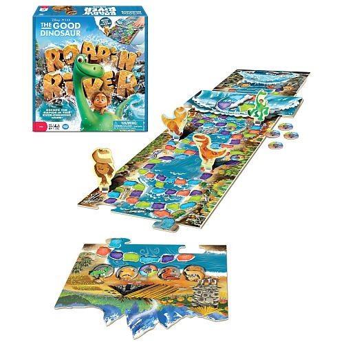 The Good Dinosaur Roarin' River Game