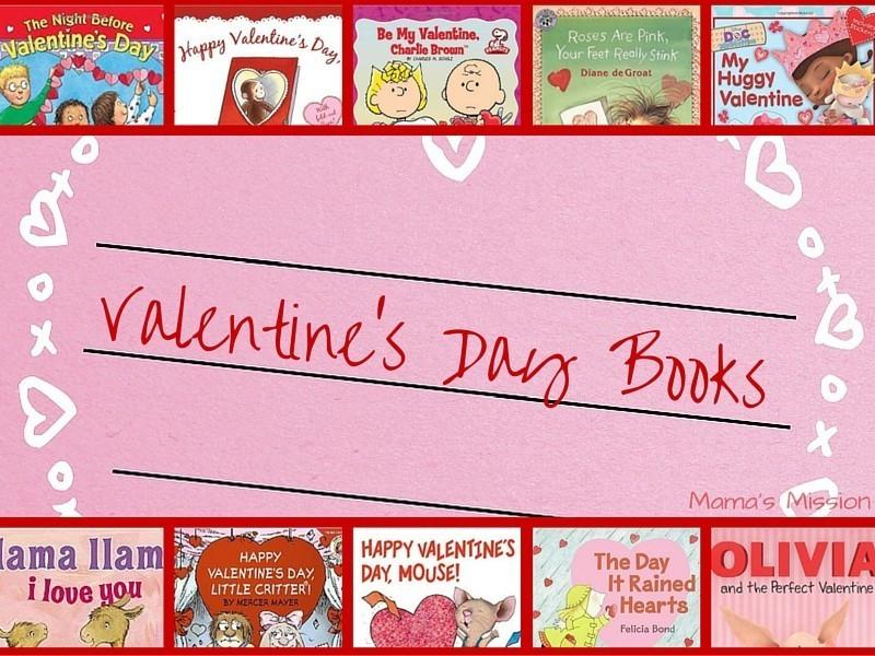 14 Valentine's Day Books for Children