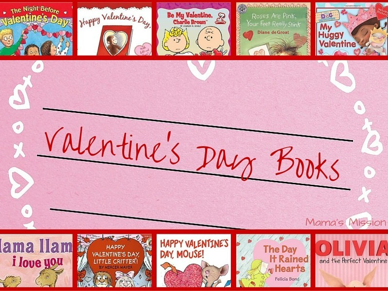 14 valentines day books for children