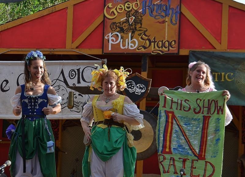 2015 Florida Renaissance Festival - Bob Carlson 1