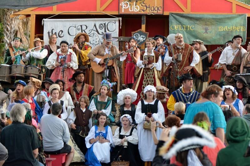 2015 Florida Renaissance Festival - Bob Carlson 6