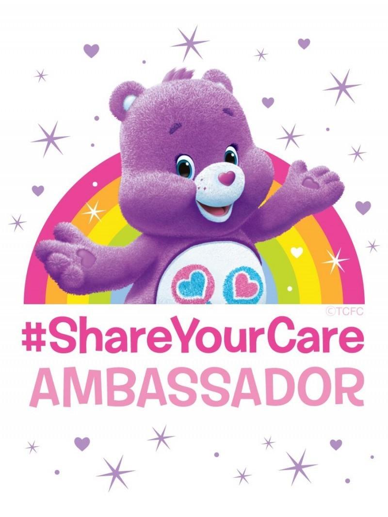 Netflix Care Bear & Cousins Ambassador