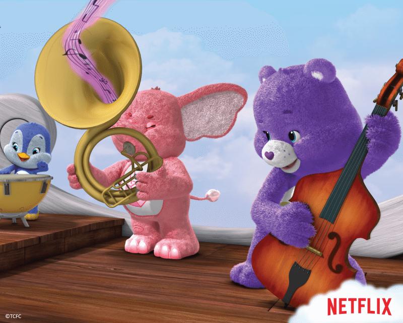 Netflix Care Bears & Cousins Netflix 2