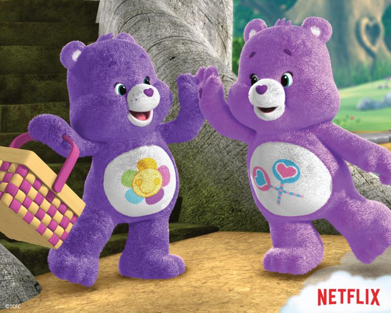 Netflix Care Bears Cousins Netflix