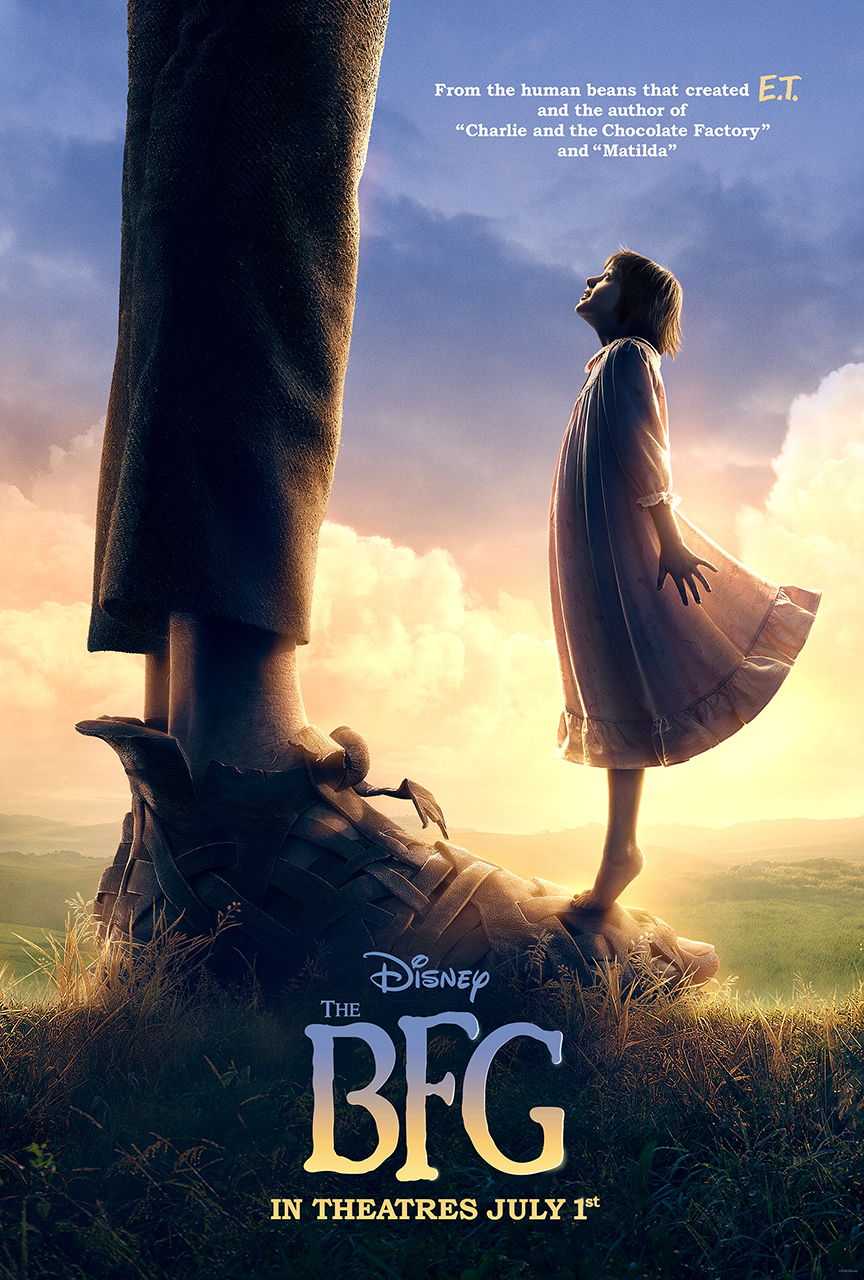 the bfg movie review a college kids perspective disney the bfg by ronald dahl is coming to the big screen disney s the bfg