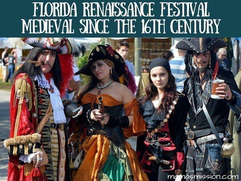 Florida Renaissance Festival 2016 Deerfield Beach Quiet Waters Park