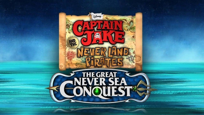 Jake And The Never Land Pirates The Great Never Sea Conquest DVD Giveaway