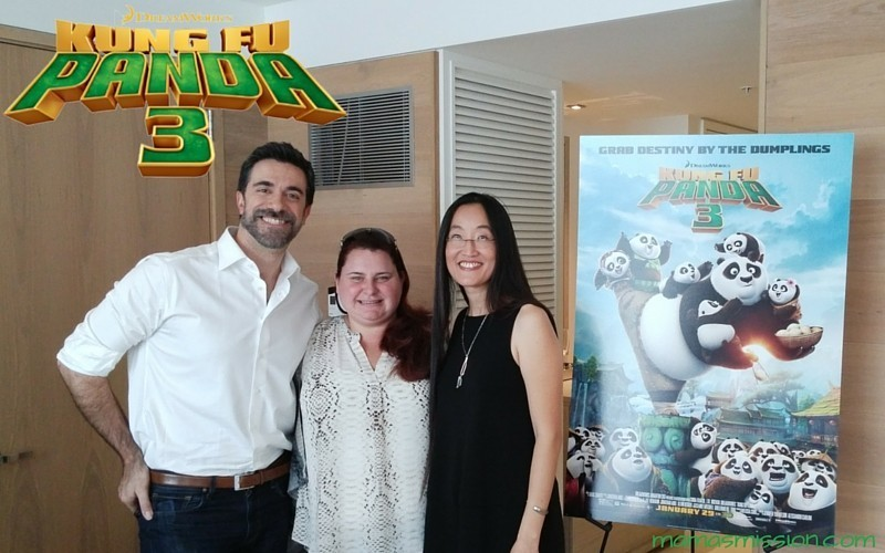 Kung Fu Panda 3 Movie Review & Interview with the Co-Directors Picture