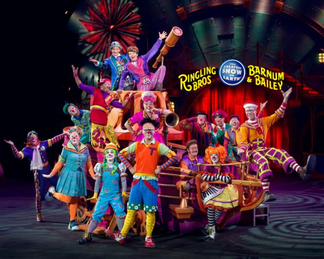 Ringling Bros Facts Trivia