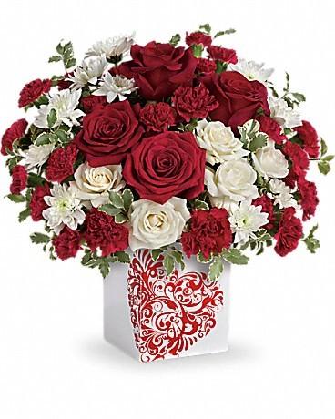 Teleflora's Best Friends Forever Bouquet Love Note Concierge