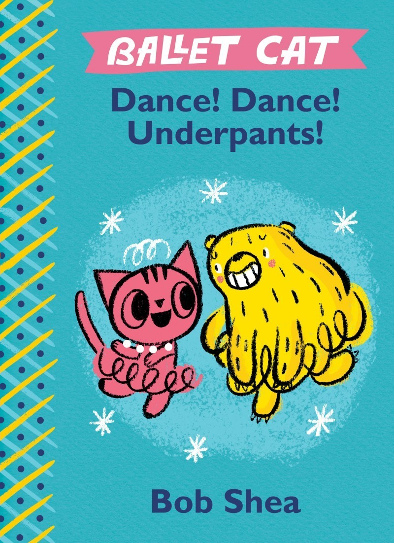 Ballet Cat Dance Dance Underpants