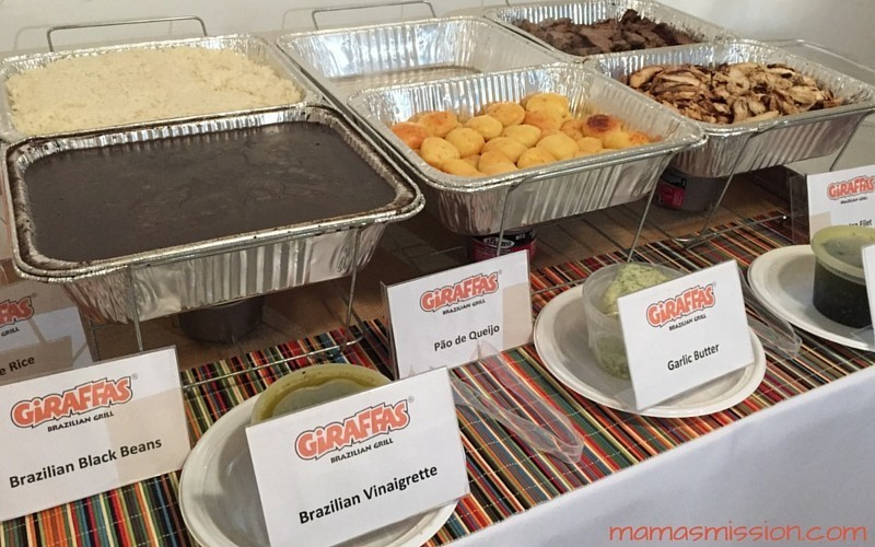 How To Host A Moms Night In - A Guide For Beginners Food Catering Setup