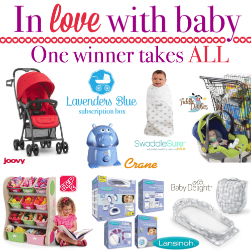 In Love With Baby Giveaway