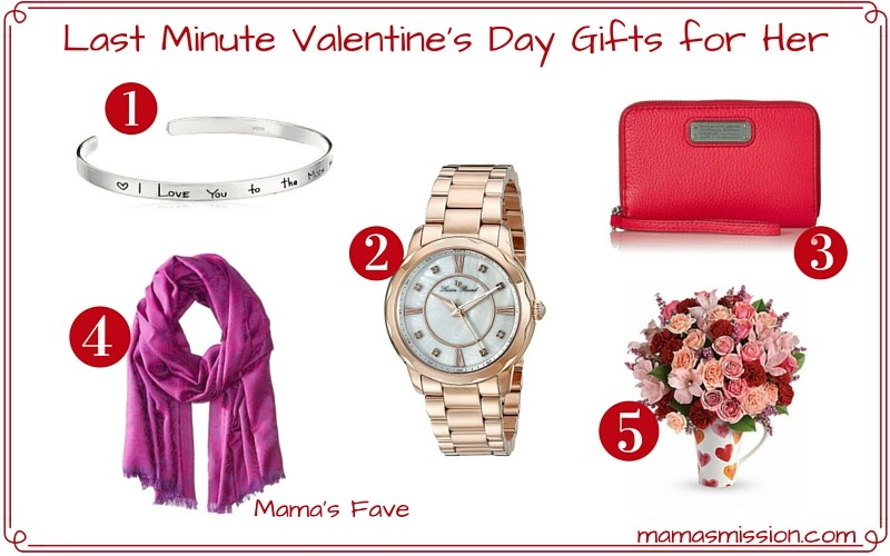 Last minute valentines day gifts for her for Gifts for her for valentine day