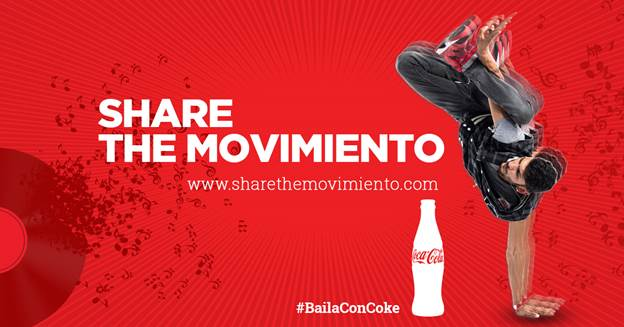 Share The Movimiento Dance Competition
