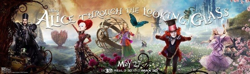Join the Facebook Live Q&A with the Mad Hatter himself, Johnny Depp and also Director James Bobin from Alice Through The Looking Glass! Come follow me and Alice Through The Looking Glass in L.A.!!! I've been invited to the Red Carpet premiere and I am taking you with me on my journey.
