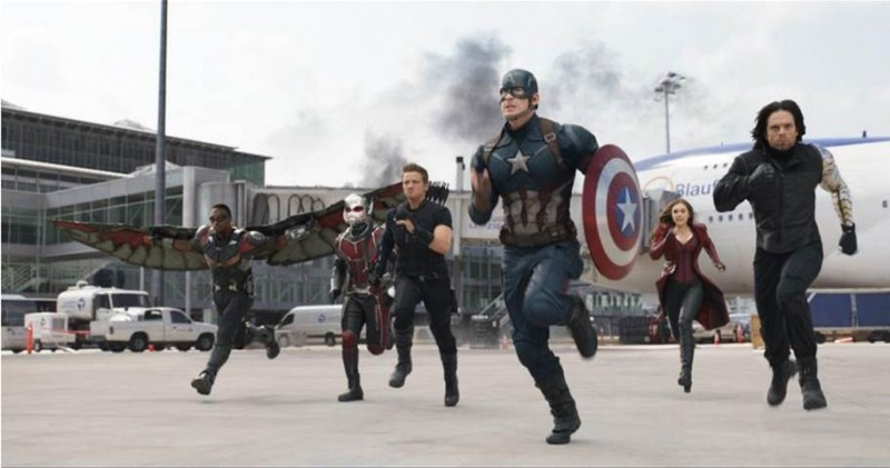 Are you ready to choose sides? Watch Marvel's New Captain America Civil War Trailer and decide if you are #TeamCap or #TeamIronMan!