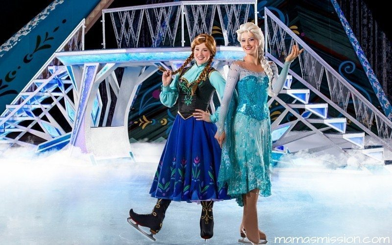 If you've anxiously been waiting to see it, get your tickets today because Disney on Ice Frozen in South Florida is melting hearts in Broward and Miami!
