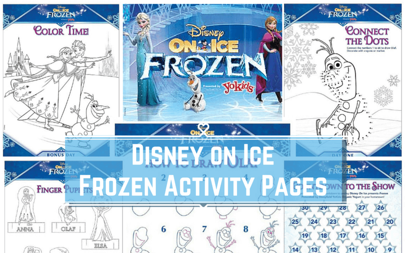 Check out these free printable Disney Frozen Activity Pages. Have fun coloring with Anna and Elsa, and learn how to draw Olaf!