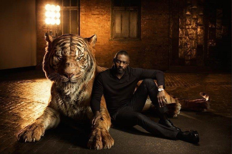 Idris Elba - Shere Khan Take a peek into Disney's The Jungle Book Intro to Shere Khan film clip for a sneak preview of what's to come in theaters everywhere on April 15, 2016.