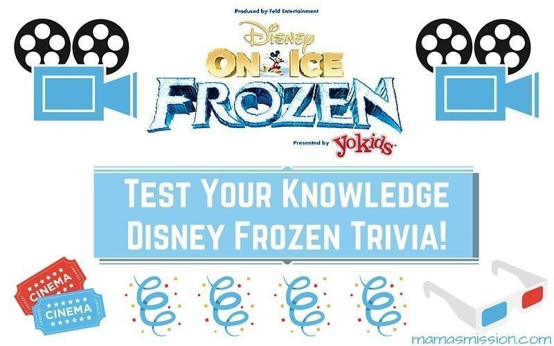 Test your knowledge with Disney Frozen Trivia fun facts and learn a few new things about Disney's most popular movies for all ages!